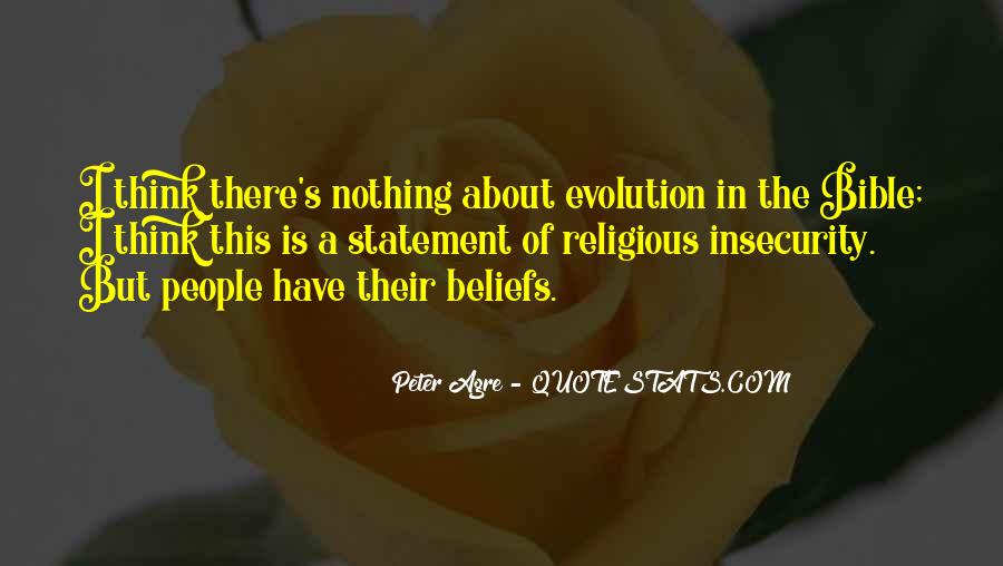 Peter Agre Quotes #1125181