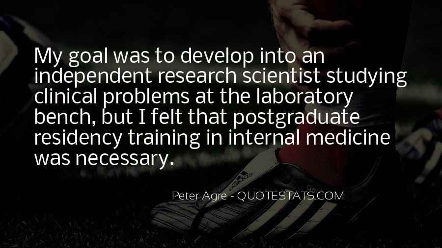 Peter Agre Quotes #1736142