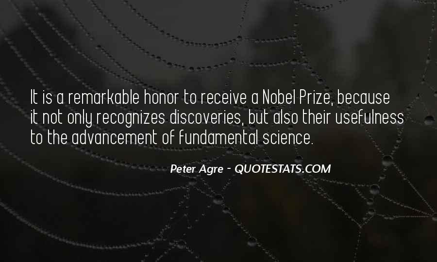Peter Agre Quotes #316074