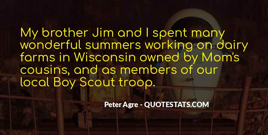 Peter Agre Quotes #880917