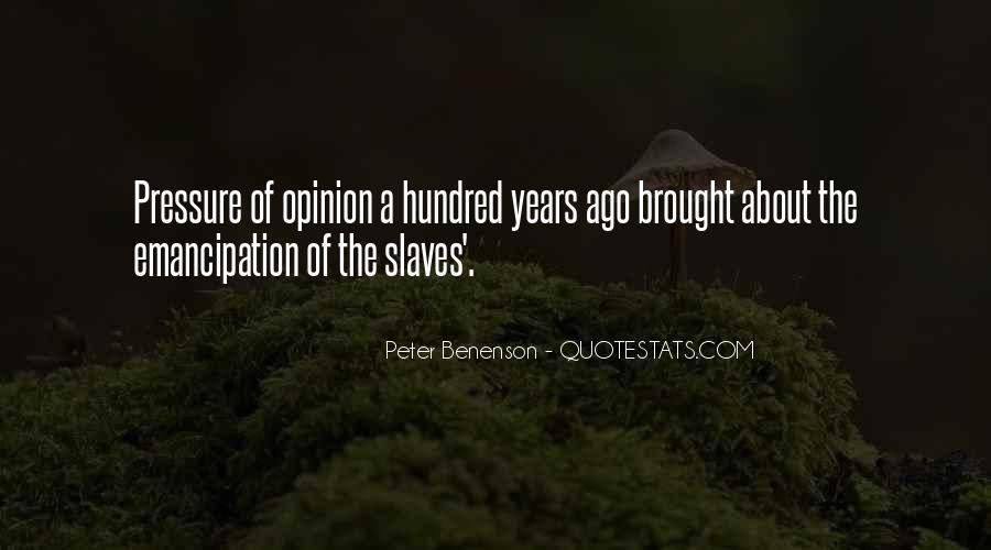 Peter Benenson Quotes #33209