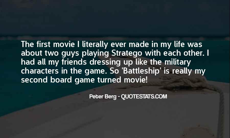 Peter Berg Quotes #1563199