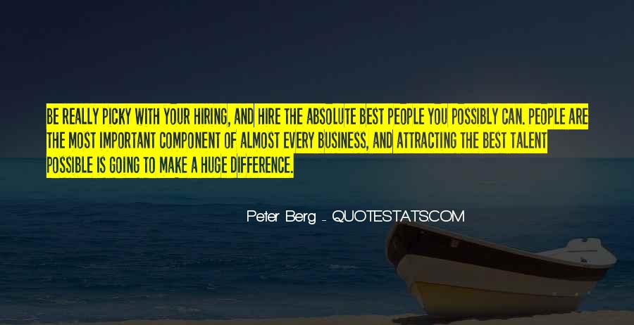 Peter Berg Quotes #1615098