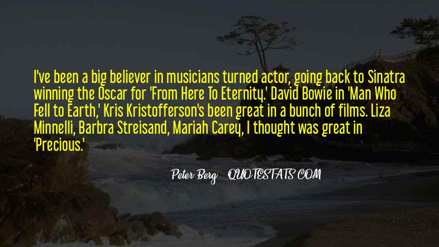 Peter Berg Quotes #1730114