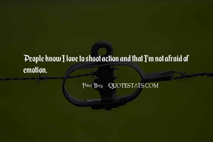 Peter Berg Quotes #792511