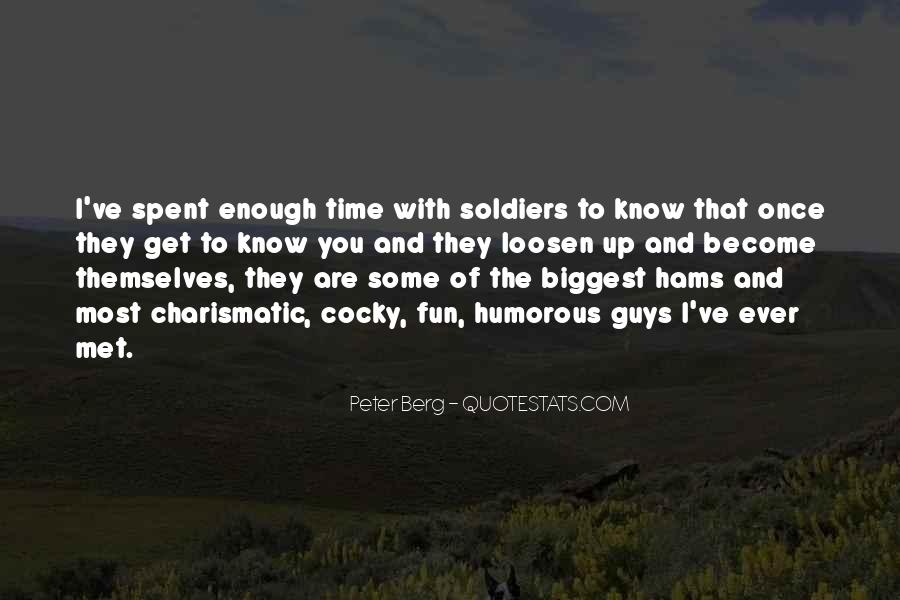 Peter Berg Quotes #982859