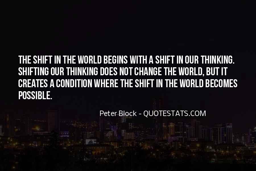 Peter Block Quotes #1073088