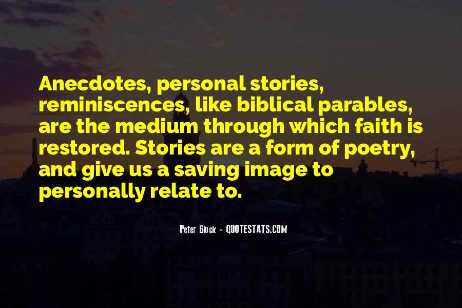 Peter Block Quotes #1455459