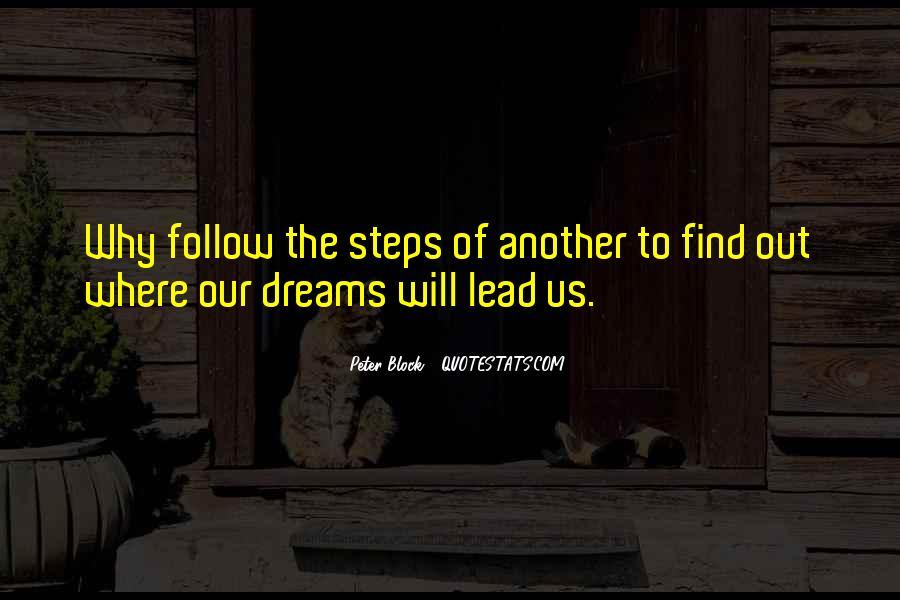 Peter Block Quotes #1557127