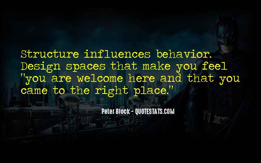 Peter Block Quotes #178953