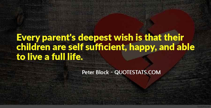 Peter Block Quotes #229463