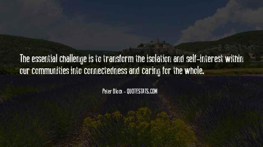 Peter Block Quotes #255832