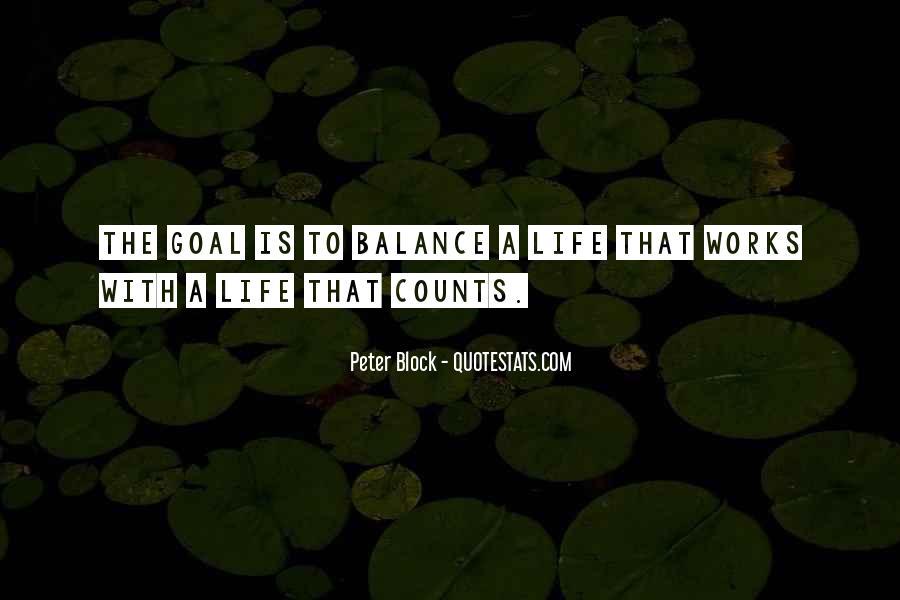 Peter Block Quotes #592076