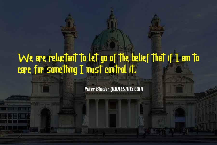 Peter Block Quotes #601541
