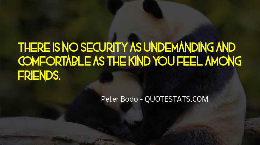 Peter Bodo Quotes #1461221