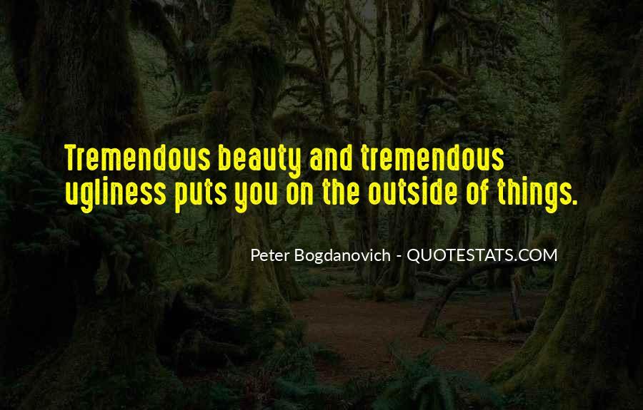 Peter Bogdanovich Quotes #1156378