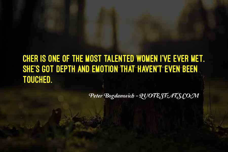 Peter Bogdanovich Quotes #1376542