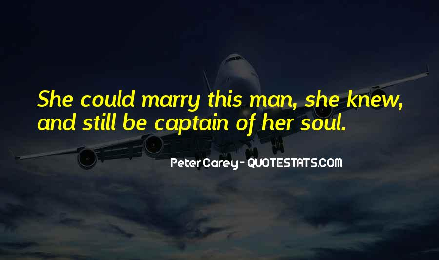 Peter Carey Quotes #1543672