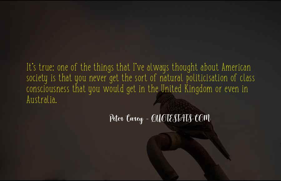 Peter Carey Quotes #285798