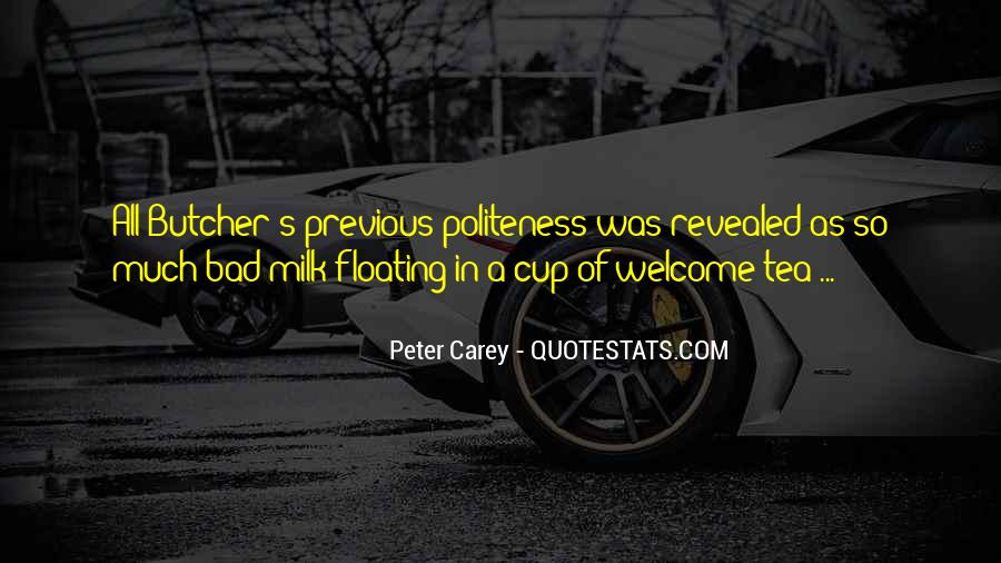 Peter Carey Quotes #592276