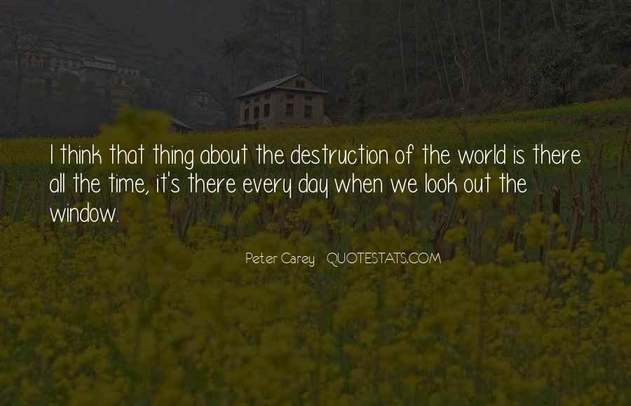 Peter Carey Quotes #59803