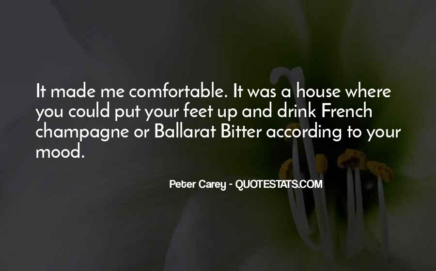 Peter Carey Quotes #71263