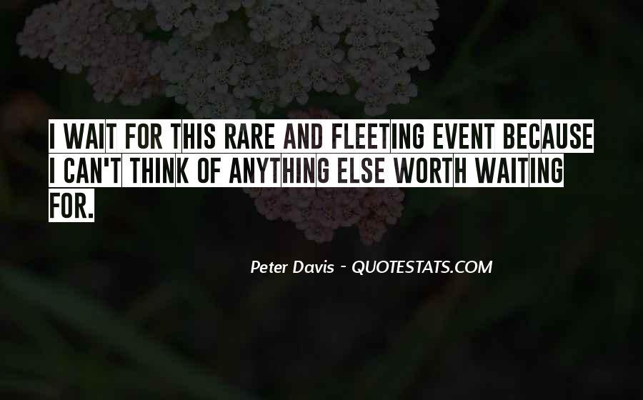 Peter Davis Quotes #674640