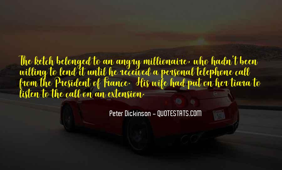 Peter Dickinson Quotes #536267