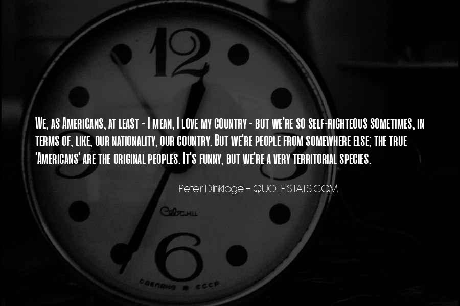 Peter Dinklage Quotes #1029047