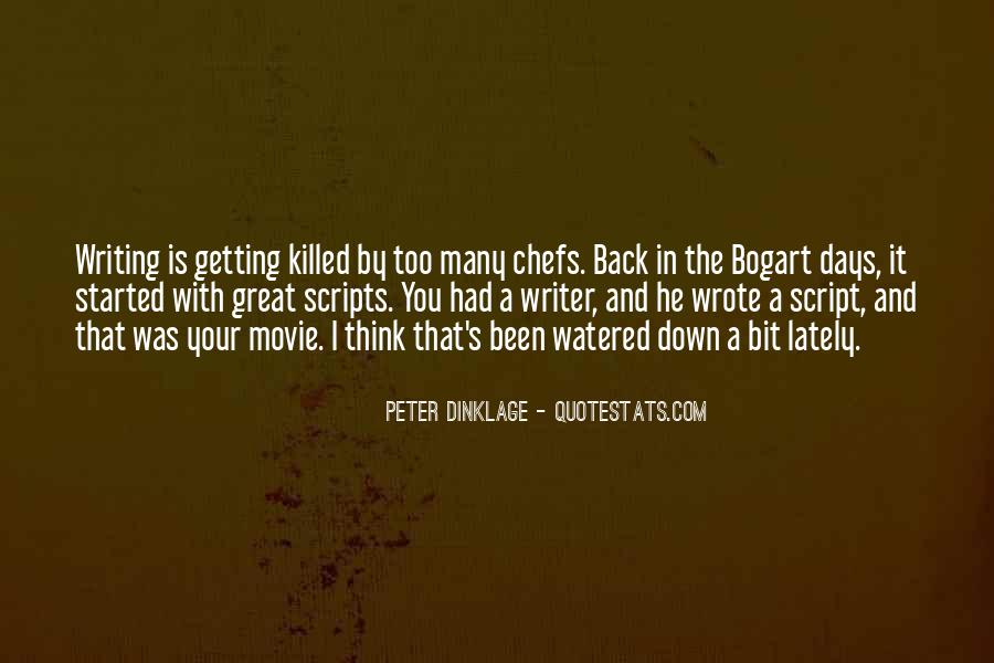 Peter Dinklage Quotes #1081069
