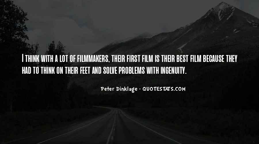Peter Dinklage Quotes #1139451