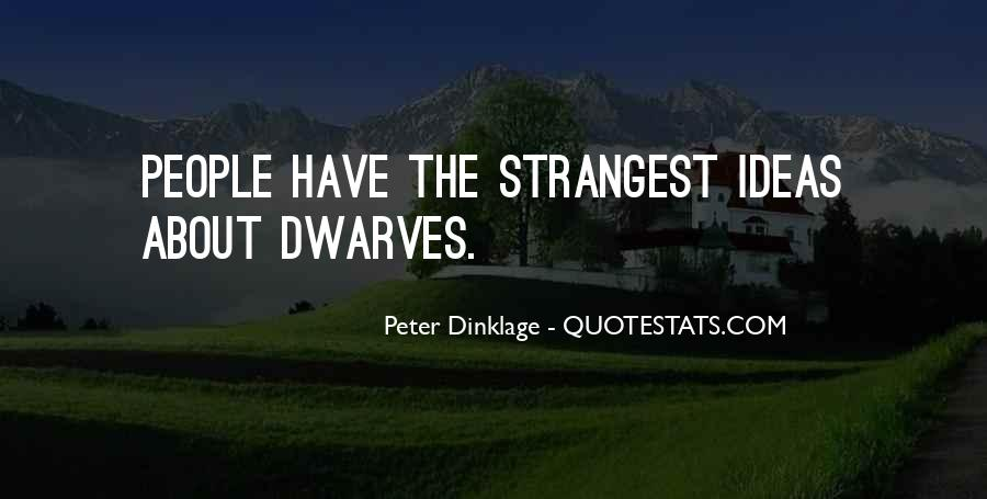 Peter Dinklage Quotes #1184005