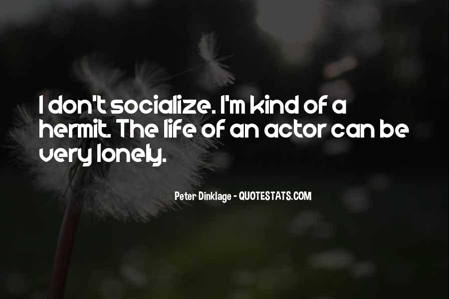 Peter Dinklage Quotes #26319