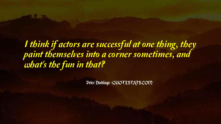Peter Dinklage Quotes #655032