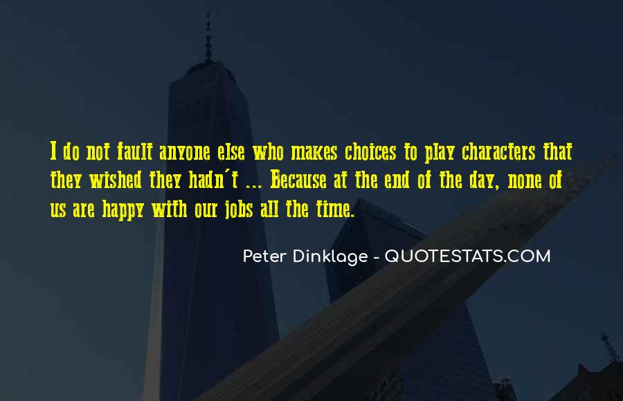 Peter Dinklage Quotes #817562