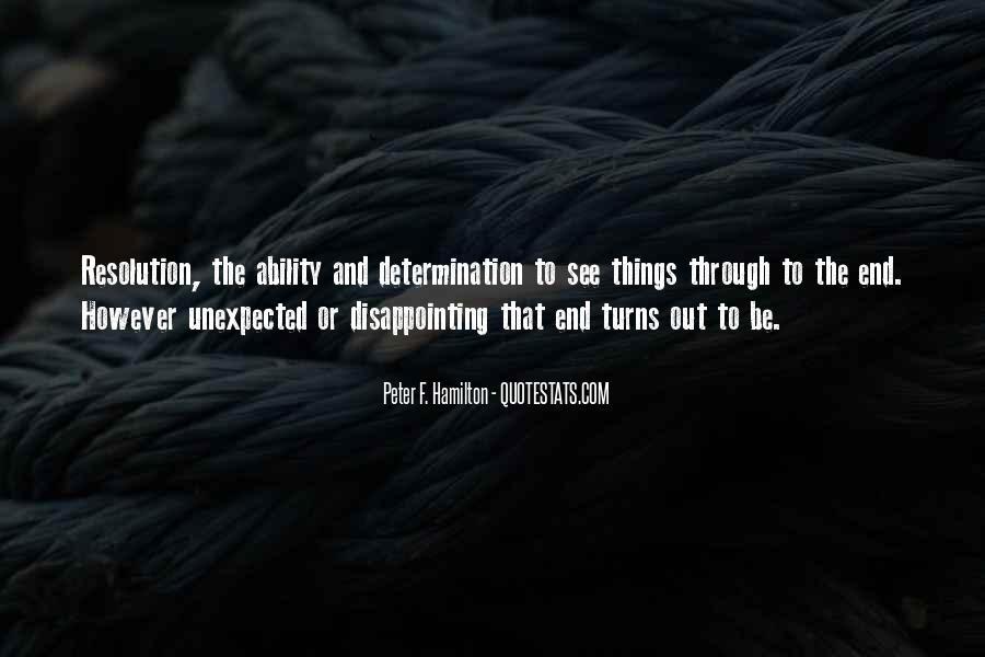 Peter F. Hamilton Quotes #126107