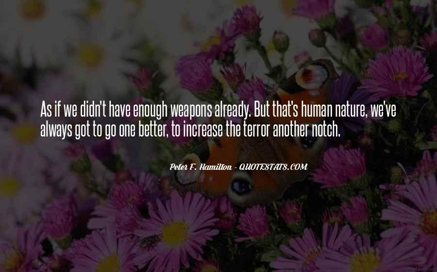 Peter F. Hamilton Quotes #1321885