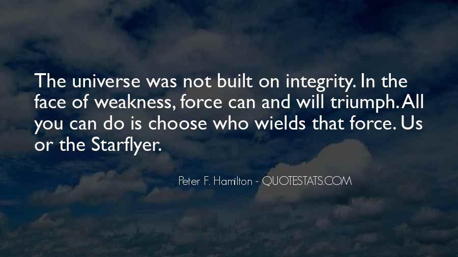 Peter F. Hamilton Quotes #1379475