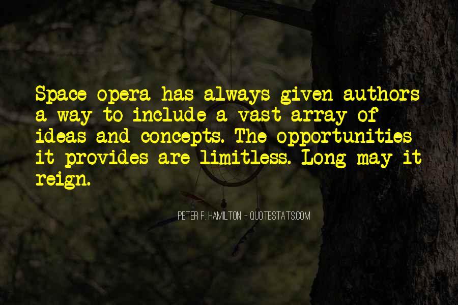 Peter F. Hamilton Quotes #1437408