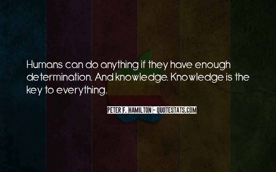 Peter F. Hamilton Quotes #1464395