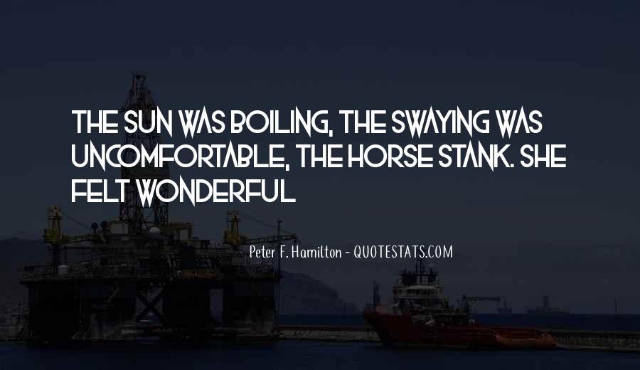 Peter F. Hamilton Quotes #1508365