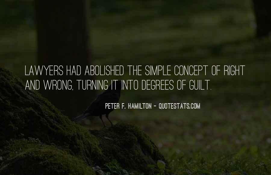Peter F. Hamilton Quotes #1666417