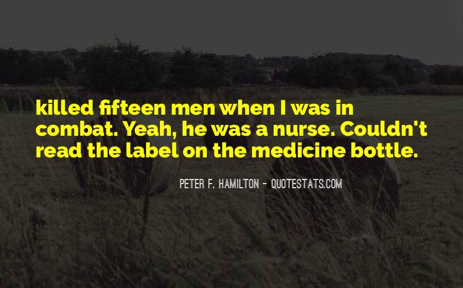 Peter F. Hamilton Quotes #1813204