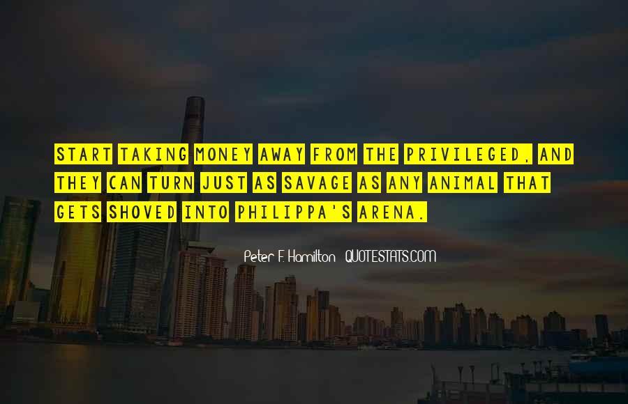 Peter F. Hamilton Quotes #409430