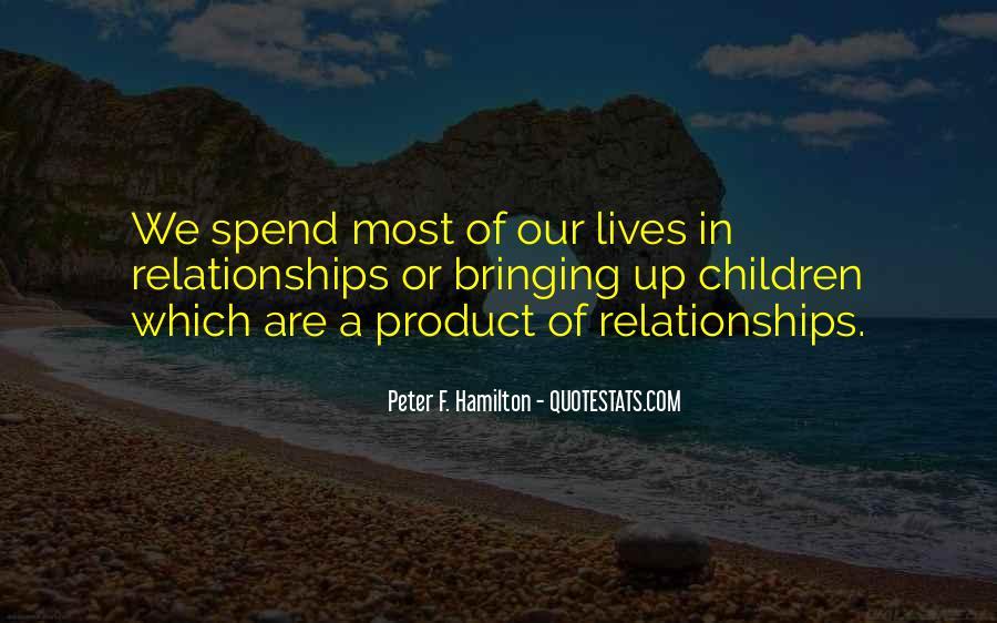 Peter F. Hamilton Quotes #455696