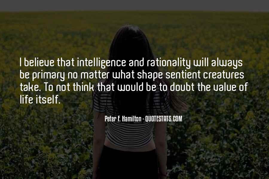 Peter F. Hamilton Quotes #538353