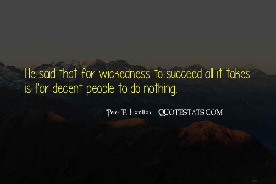 Peter F. Hamilton Quotes #565386