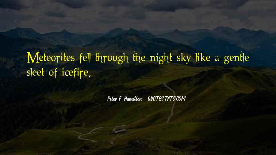 Peter F. Hamilton Quotes #571920