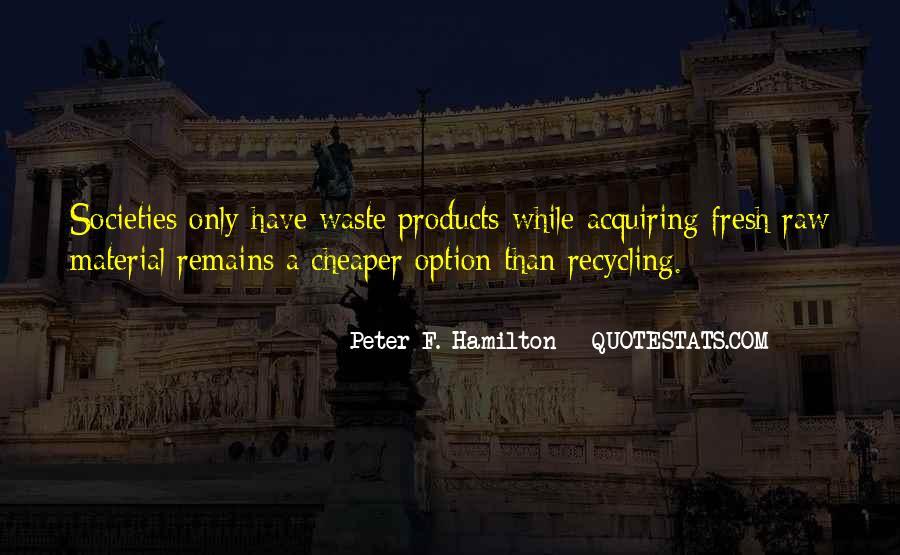 Peter F. Hamilton Quotes #582380