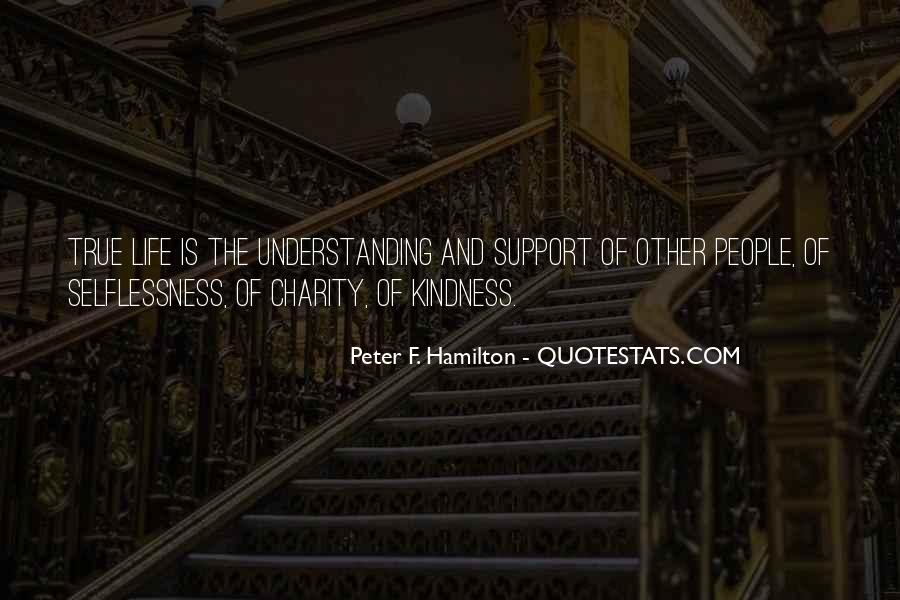 Peter F. Hamilton Quotes #626359